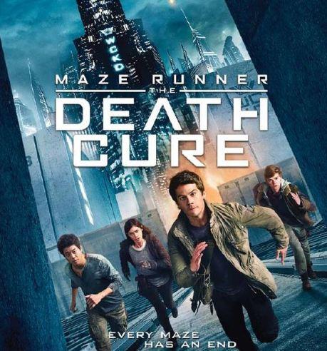 The Maze Runner 1 & 2 & 3
