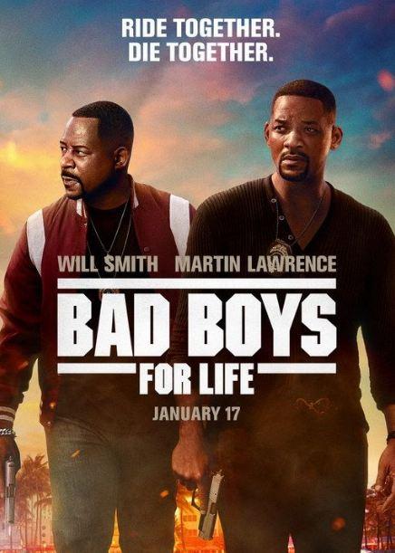 Bad boys 1, 2, 3