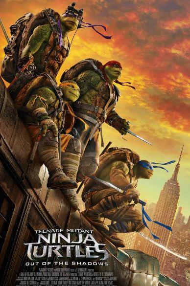 Ninja Turtles 1 & 2