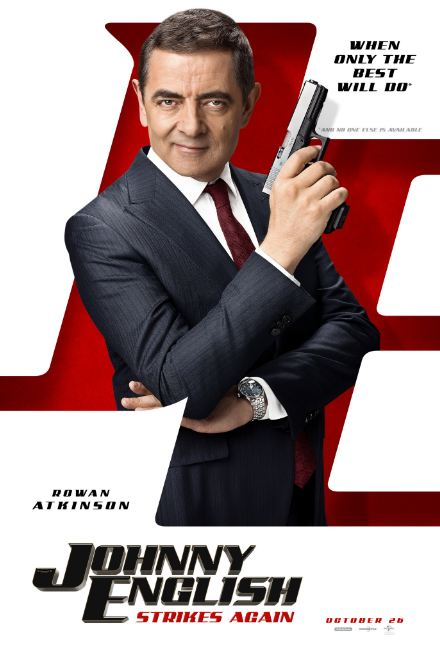 "Johnny English""Mr Bean"""