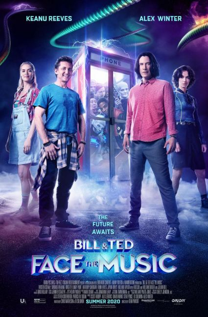 Face The Music Bill & Ted
