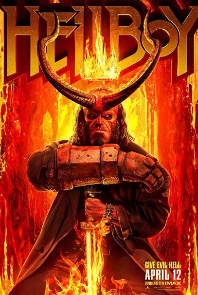 Hellboy 1 , 2 , 3