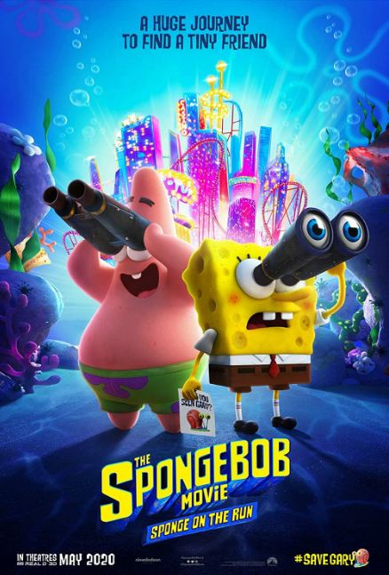 The Sponge Bob 1, 2