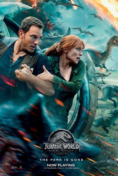 Jurassic World 1 & 2