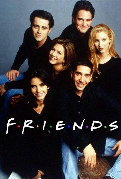 Friends all seasons