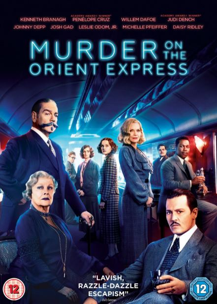 Murders On The Orient Express