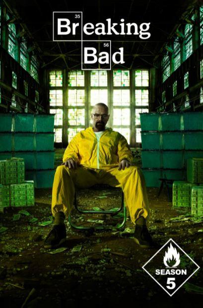 Breaking Bad all seasons