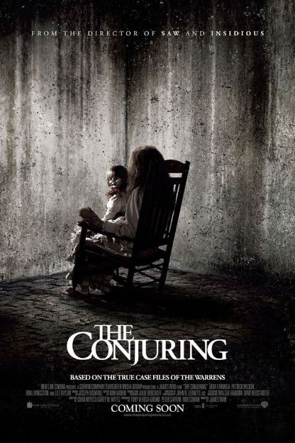 The Conjuring all seasons (1-3)