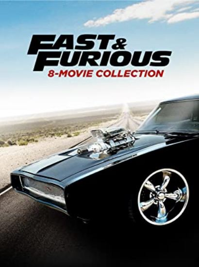 Fast And Furious (1-9)