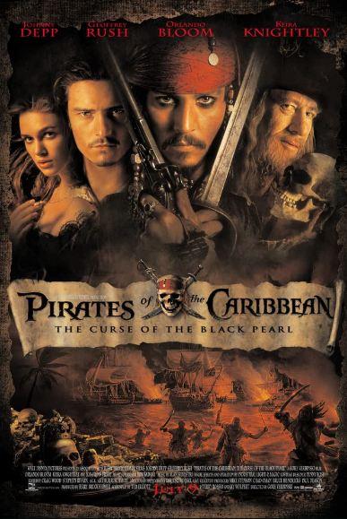 Pirates des Caraïbes (all parts)