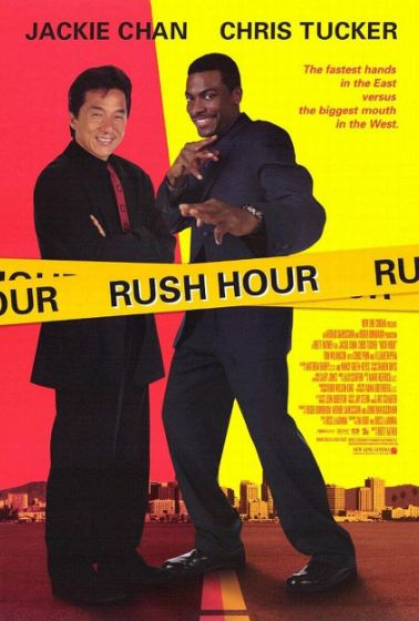 Rush Hour (all parts)