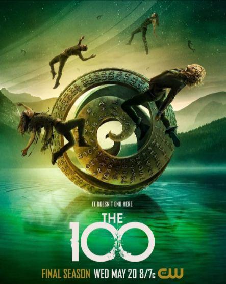 The 100 all seasons