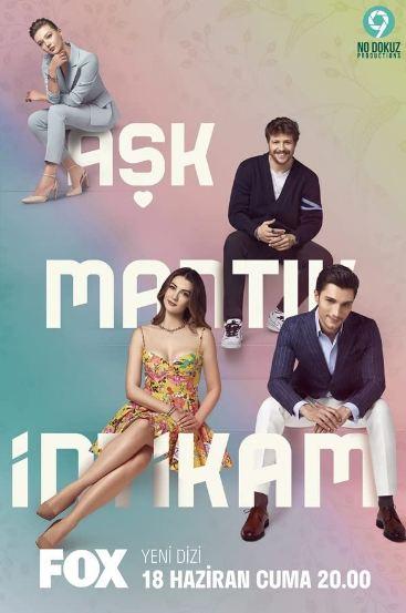Ask Mantik Intikam حب منطق انتقام