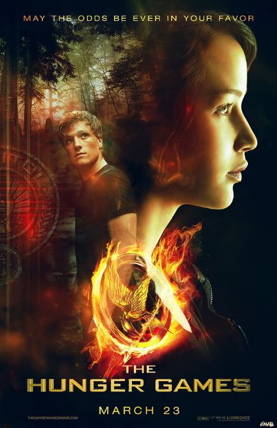 The Hunger Games ( All parts )