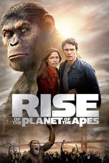Planet of the apes ( All parts )