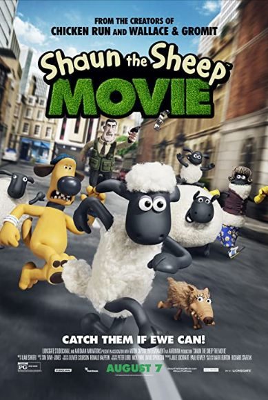 Shaun The Sheep 1,2