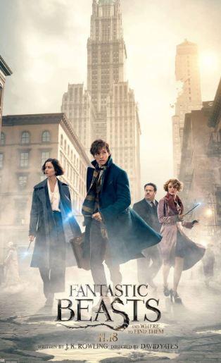 Fantastic Beasts (All parts)