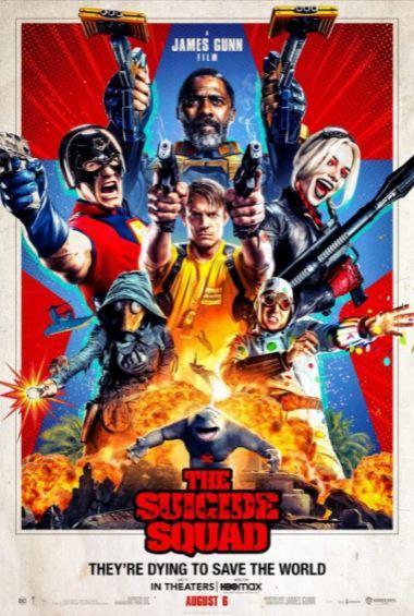 The Suicide Squad 1,2