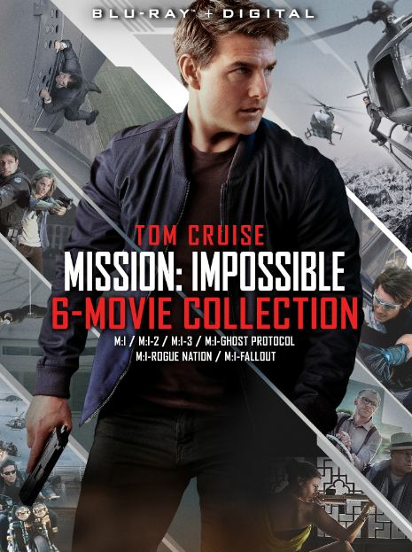 Mission Impossible All Parts